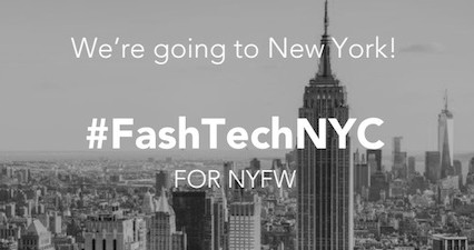 Nyfw With Fashtech Nyc The Brooklyn Fashion Design Accelerator Amy Dufault Sustainable Fashion Writer Consultant Activist